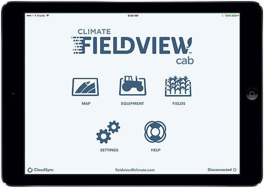 Climate FieldView™ Cab Enablement