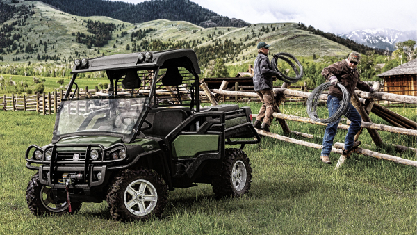 0% 5 Years John Deere Utility Vehicle Gear Up for Fall Incentives