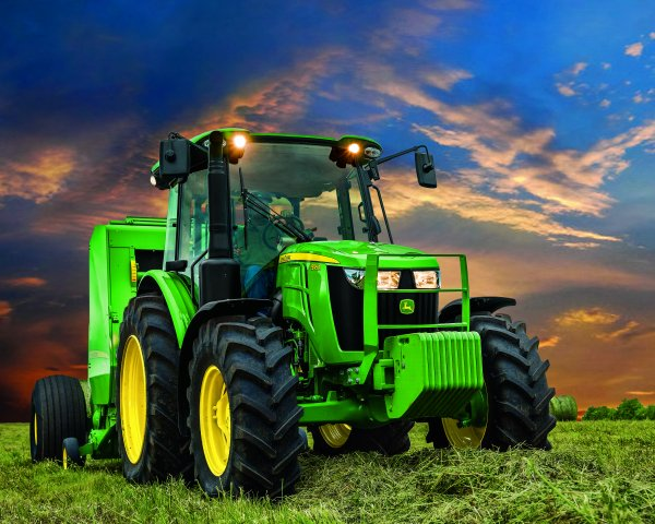 Tractor Baler Rental From $2,900/weekend $10,900/Season