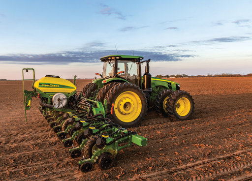 John Deere Model year 2018 Planter Updates