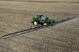 John Deere Model year 2018 4 Series Self-Propelled Sprayer