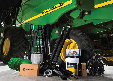 Save 10% on John Deere Combine Parts the Month of July