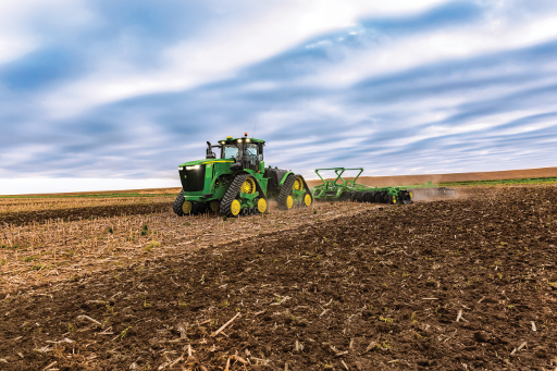 What Are John Deere High Productivity Sweeps?