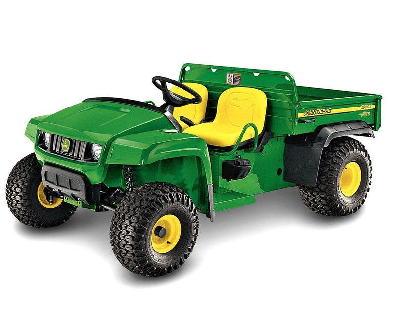 John Deere Ts Gator Utility Vehicle Illinois Indiana Iowa Missouri Wisconsin Crop