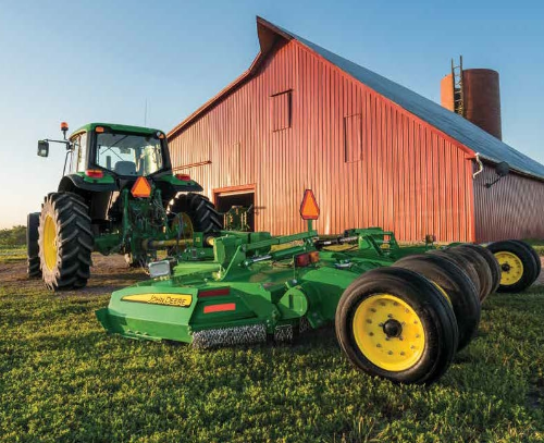 New John Deere Flex-Wing Rotary Cutters 2019