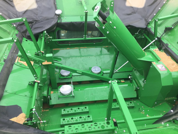 John Deere ActiveYield™ System Operation & Adjustment