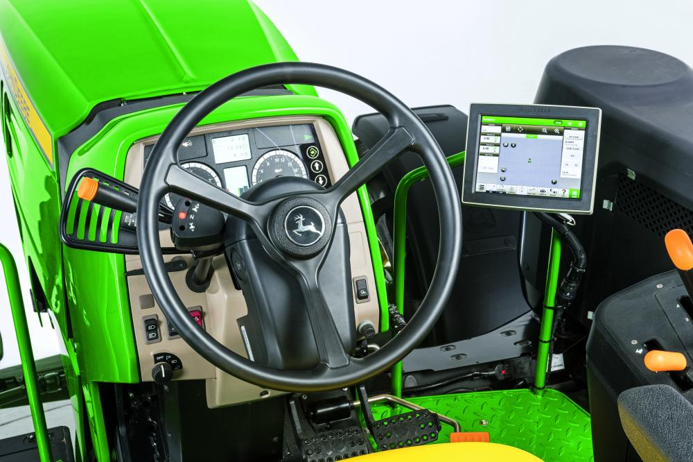New John Deere 4240 Gs4 Display Low Cost Guidance
