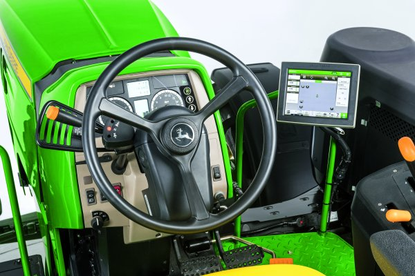 New John Deere 4240 GS4 Display Low Cost Guidance