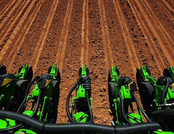2021 John Deere Planter Enhancements and Updates