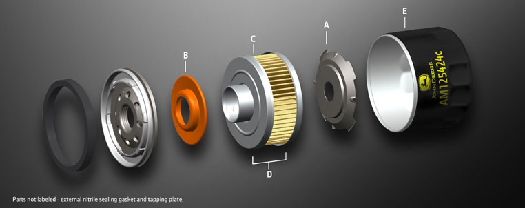 John Deere Parts Oil Filter