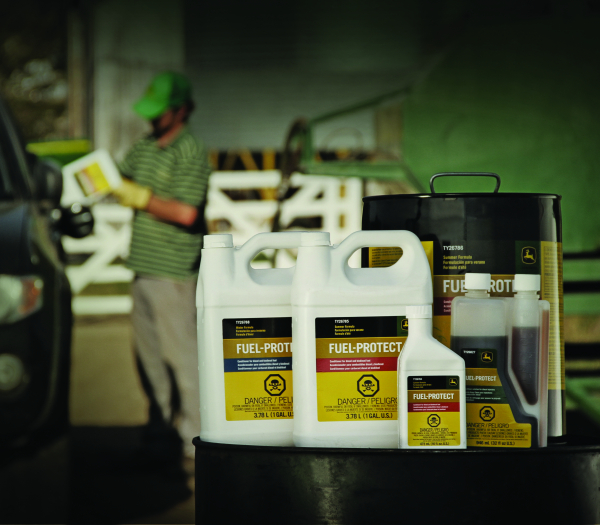 Save 10% Off John Deere AntiFreeze & Fuel Treatment
