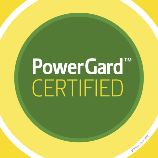 John Deere PowerGard Certified Equipment