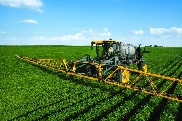 New Model Year 2022 Hagie STS12 STS16 STS 20 Sprayers